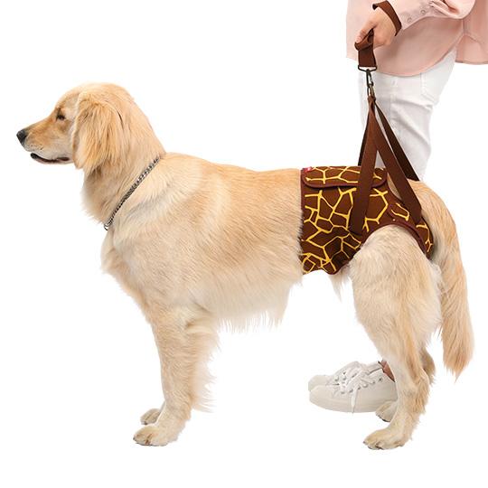 歩行補助ハーネスLaLaWalk Hip 大型犬用[KIRIN]