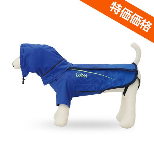 雨でも風でも安心ウエア小型犬用スポーティトライアングル[スポーティトライアングル]