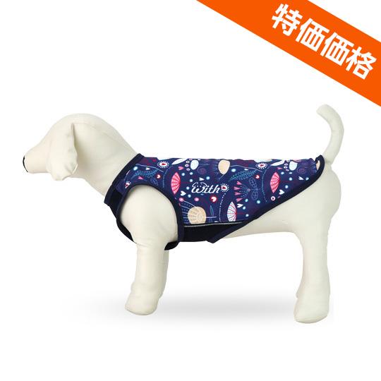 涼しくて安心UVカット小型犬用フラワー[フラワー]
