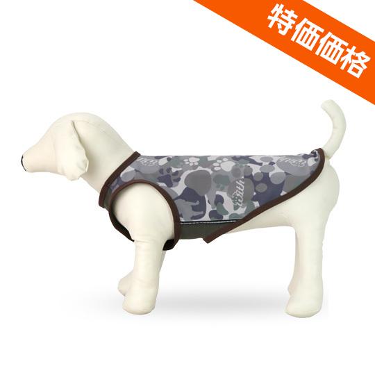 涼しくて安心UVカット小型犬用ドッグカモ[ドッグカモ]